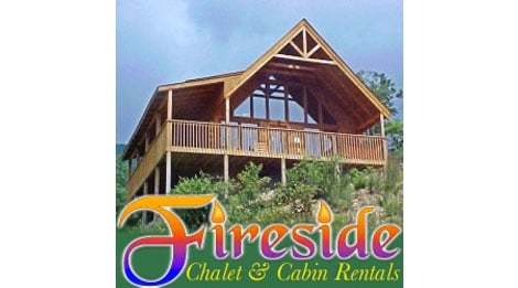 Fireside Chalet & Cabin Rentals Pigeon Forge Tn