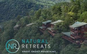 Natural Retreats Great Smoky Mountains Logo