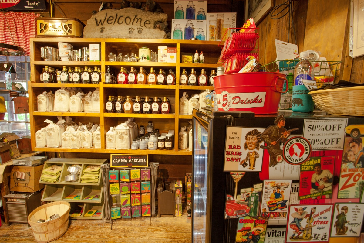 The Old Mill General Store Pigeon Forge Tn
