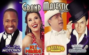The Grand Majestic Theater - 4 Incredible Shows in Pigeon Forge, TN