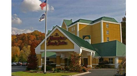 Hampton Inn and Suites on the Parkway Main