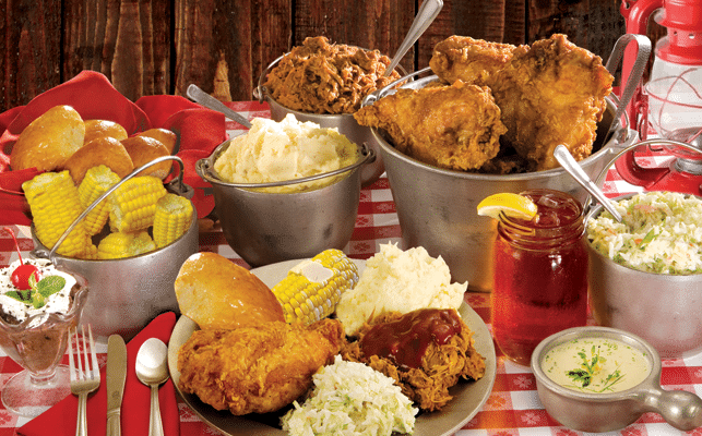 Hatfield-Dinner-Feud-Food