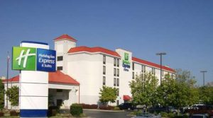 Holiday Inn Express in Pigeon Forge, TN