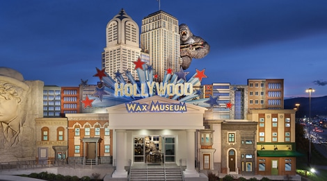 Hollywood Wax Museum 470×261