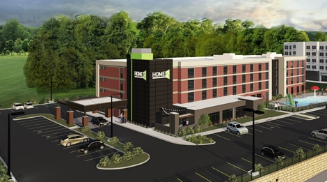 Home2 Suites Pigeon Forge TN