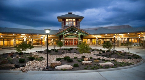 leconte convention center pigeon forge tn