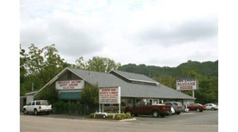Log Cabin Pancake House Main