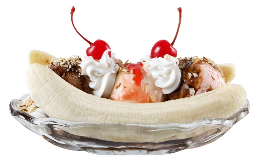 Mad Dog Creamery - Banana Split