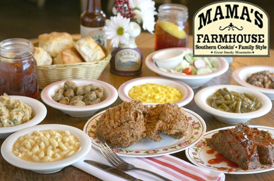 Mama's Table of Food