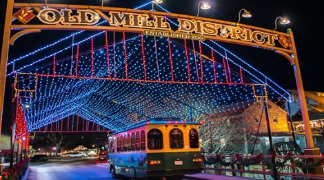 - Winterfest Lights Driving Tour - Pigeon Forge Holiday Lights