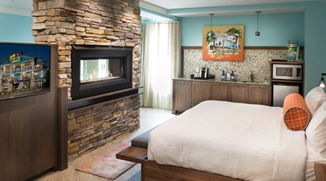 Margaritaville Island Hotel room