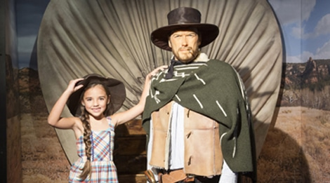Hollywood Wax Museum - Clint Eastwood