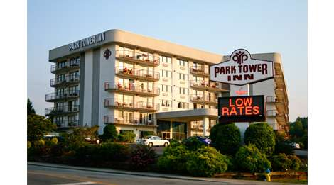 Park Tower Inn main
