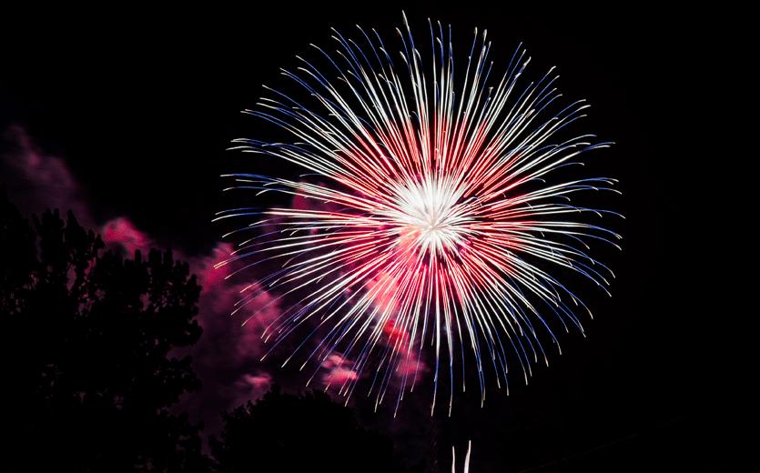 Patriot Festival - Fireworks