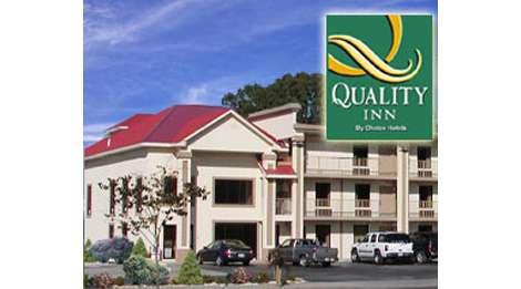Quality Inn Parkway main