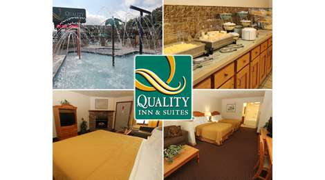 Quality Inn and Suites at Dollywood Lane main