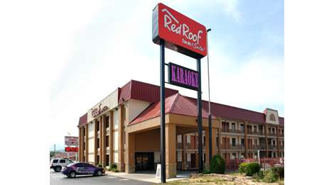 Red Roof Inn and Suites main