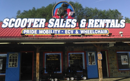 Scooter Sales and Rentals 420×260
