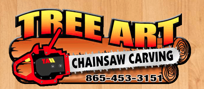 Tree art chainsaw carvings pigeon forge tennessee store