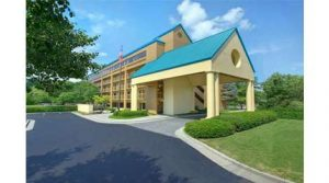 Quality Inn in Pigeon Forge, Tennessee