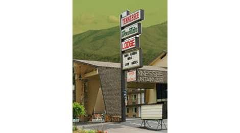 Tennessee Mountain Lodge main