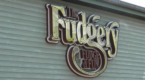 The Fudgery Main