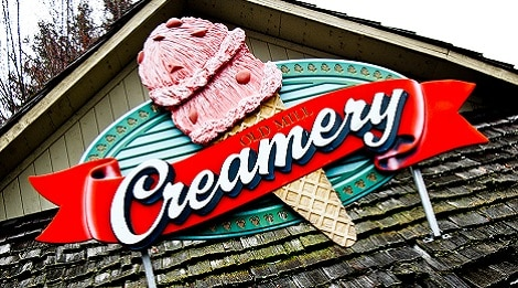 the old mill creamery shop