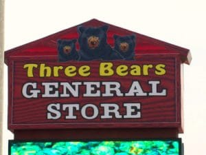 Three Bears General Store Pigeon Forge, TN