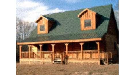 Webbs Log Cabin Rentals main
