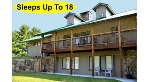 aa pigeon forge cabins main