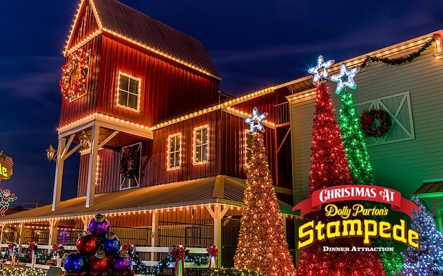 Dolly Parton's Stampede Christmas Show