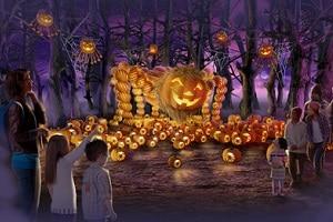 Great Pumpkin LumiNights! at Dollywood