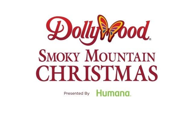 Dollywood Smoky Mountain Christmas Logo