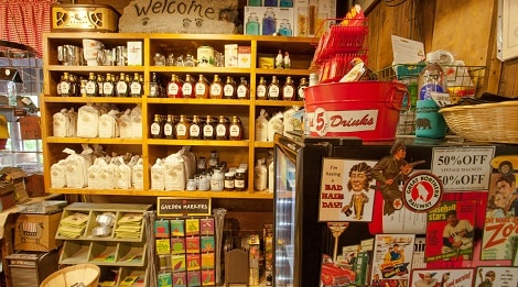 general store homemade products