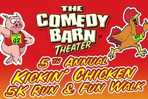 comedy ban theater chicken run
