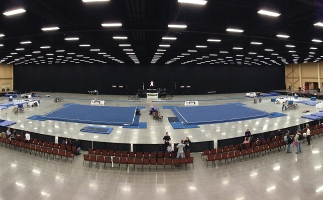 Make it Count Gymnastics Spectacular in Pigeon Forge, TN