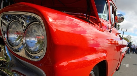 Chevy Classic Round Up Event in Pigeon Forge, TN