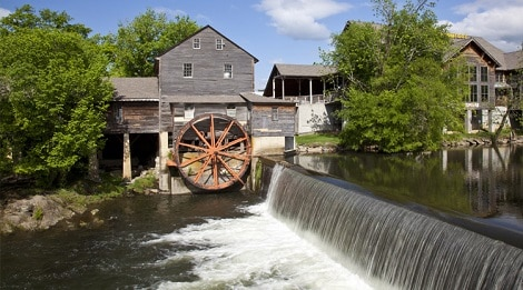 Historic Old Mill - Pigeon Forge TN