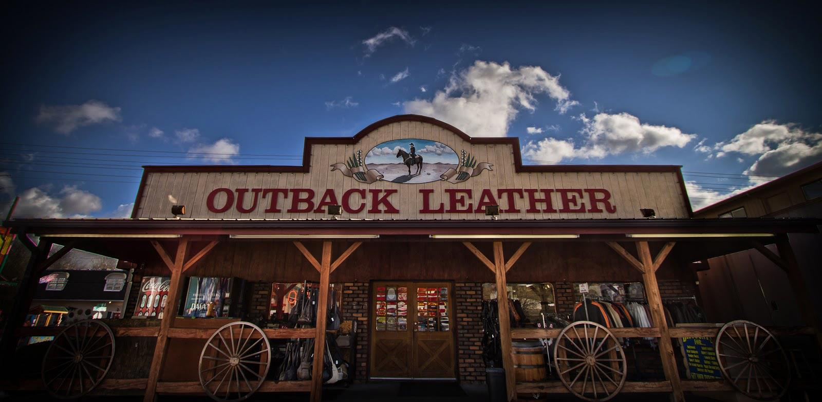 Outback Leather Pigeon Forge Tn