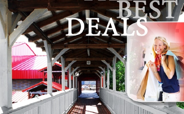 Pigeon Forge Factory Outlet Stores