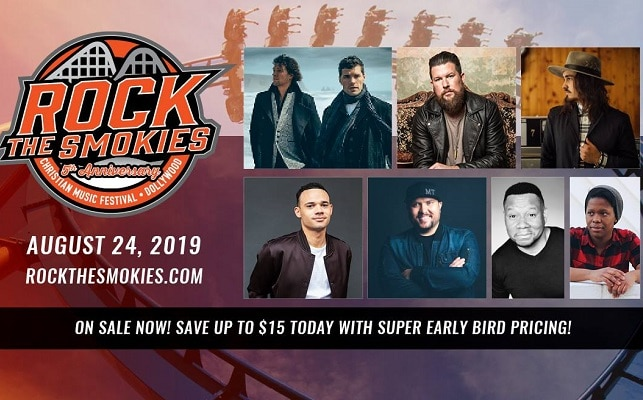 Dollywood's Rock the Smokies - Christian Music Festival in