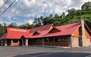 Smoky Mountain Pancake House in Pigeon Forge, TN
