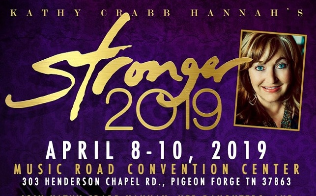 Stronger Ladies Retreat Event in Pigeon Forge, TN