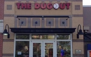 The Dugout in Pigeon Forge TN
