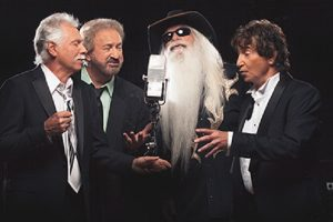 The Oak Ridge Boys Celebrity Concert at Country Tonite Theatre