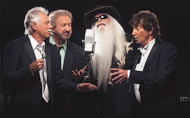 The Oak Ridge Boys Concert - Celebrity Concert at Country