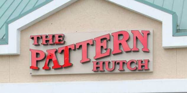 The Pattern Hutch My Pigeon Forge Custom The Pattern Hutch