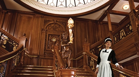 titanic museum pigeon forge tn