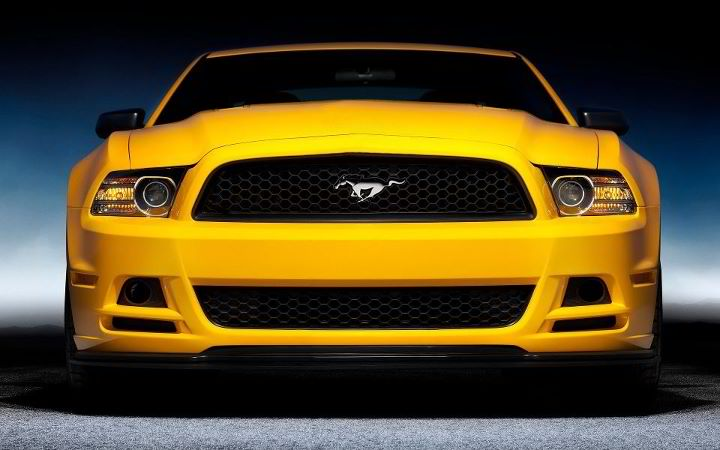 Yellow Mustang Registry Gathering in Pigeon Forge TN