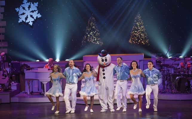 Christmas Show at Country Tonite